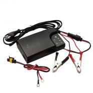 ЛБ-ЭЛЕКТРО Зарядное устройство для аккумуляторов 12В с дополнительным кабелем