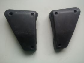 Боковые накладки на короб воздушного фильтра (комплект 2 шт.)  Yamaha  FZ600 Fazer